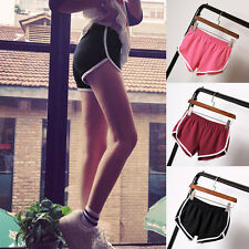 Plus Size Women Girl's Sport YOGA Gym Running Shorts Casual Jogging HOT Pants