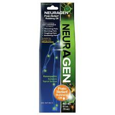 Neuragen PN Homeopathic Topical Oil Nerve Pain Relief Solution 0.5 oz. Exp 01/21