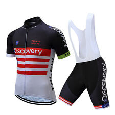 DISCOVERY cycling jersey set pro team ropa ciclismo cycling clothing mtb bike