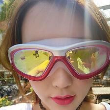 Cool Waterproof Professional Anti-fog Glasses UV Protection HD Swimming Goggles