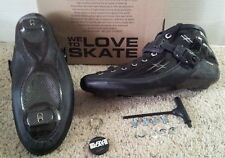 Powerslide  XX carbon speed skating boots sizes  14, 15, 15.5,  NEW!
