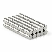 "50/100pcs N35 Round Cylinder Magnets 3*5mm (0.118x0.19"") Rare Earth Neodymium"