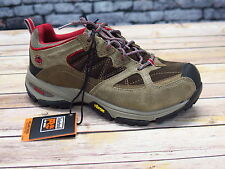 Womens Timberland Pro Willow Trail Brown Slip Resistant Safety Toe