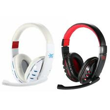 V8 Game Headset Wireless Stereo Bluetooth4.0+EDR Headphone Hands-free w/Mic D7E8