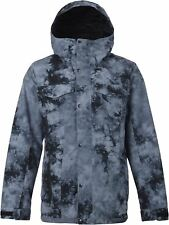 New Burton TWC Greenlight Mens Snowboard Jacket Crystal Wash
