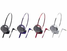 audio technica ATH-ON303 Portable Headphones 4 Color Variations NEW from Japan