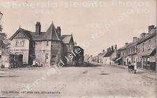 Cambridgeshire Somersham George Inn The Cross Old Photo Print - England