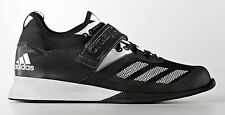 Adidas Crazy Power Black/White Weightlifting Shoes BA9169 Sz 8 - 11