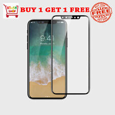 Genuine Tempered Glass Screen Protector For Apple iPhone 6/6s/7/8 / iPhone X