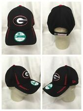 NCAA Georgia Bulldogs New Era 9Forty NE Speed Team Color Cap Hat Adjust