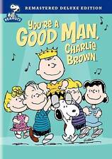 Youre a Good Man, Charlie Brown (DVD, 2010, Deluxe Edition)