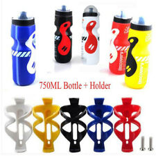 750ML Portable Drink Jug Water Bottle for Outdoor Bike Cycling Camping with Cove
