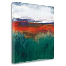 Tangletown Fine Art 'Sundown' by Leslie Bernsen Painting Print on Wrapped Canvas