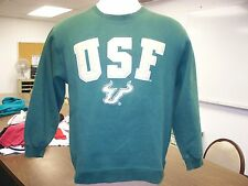 USF South Florida Bulls NCAA Adult Large Stitched Hoodie Sweatshirt