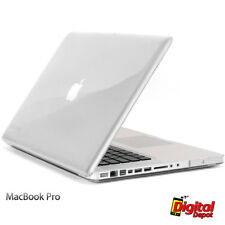 """Crystal Clear Hard Case Cover for MacBook Pro Air 11"""" 13"""" 15"""" Retina Display"""