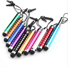 Retractable Anti-Dust Touch Screen Stylus Pen for Touch screen phone ipad Tablet