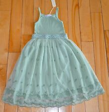 Luna Luna Copenhagen Girls Green Lace Dress Size 3T NWT