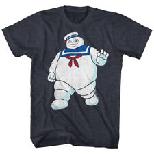 Ghostbusters - Stay puft Man Licensed Adult T Shirt
