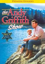 THE ANDY GRIFFITH SHOW - THE PREMIERE EPISODES NEW DVD