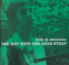 BELLE AND SEBASTIAN - THE BOY WITH THE ARAB STRAP NEW CD