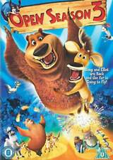 OPEN SEASON 3 NEW REGION 2 DVD