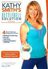 KATHY SMITH: KETTLEBELL SOLUTION/CORRECT FORM AND TECHNIQUE NEW DVD