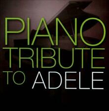 THE PIANO TRIBUTE PLAYERS - PIANO TRIBUTE TO ADELE NEW CD
