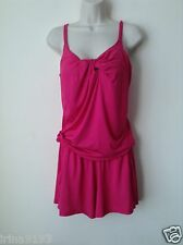 Next Women`s Ladies Halterneck WOW Padded Jumpsuit/Playsuit Red Size 34A