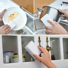 50/100xMagic Sponge Eraser Cleaning Melamine Multi-functional Foam Cleaner PW