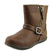 B.O.C Kids by Born Polar Youth  Round Toe Leather Brown Boot