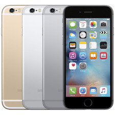APPLE IPHONE 6 6 PLUS FACTORY UNLOCKED 64GB 128GB GRAY GOLD SILVER ROSE