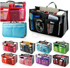 ($3.5/Count) 2 Pack Travel Insert Handbag Purse Large Liner Organizer Tidy Bags