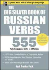 THE BIG SILVER BOOK OF RUSSIAN VERBS - FRANKE, JACK - NEW PAPERBACK BOOK