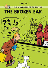 Tintin The Broken Ear Print/Poster (d1570)
