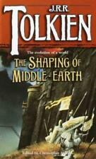 SHAPING OF MIDDLE-EARTH - TOLKIEN, J. R. R./ TOLKIEN, CHRISTOPHER - NEW PAPERBAC