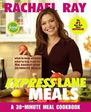 RACHAEL RAY EXPRESS LANE MEALS - RAY, RACHAEL - NEW PAPERBACK BOOK
