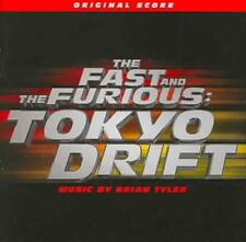 BRIAN TYLER - THE FAST AND THE FURIOUS: TOKYO DRIFT [ORIGINAL SCORE] NEW CD