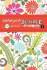 POCKET POSH JUMBLE CROSSWORDS 2 - HOYT, DAVID L./ SPAIN, KATE (ILT) - NEW PAPERB