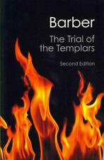 THE TRIAL OF THE TEMPLARS - BARBER, MALCOLM - NEW PAPERBACK BOOK