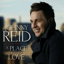 JOHNNY REID - A PLACE CALLED LOVE NEW CD