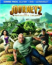 JOURNEY 2: THE MYSTERIOUS ISLAND NEW BLU-RAY
