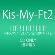 KIS-MY-FT2 - SINGLE COLLECTION: HIT! HIT! HIT! NEW CD