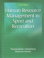 HUMAN RESOURCE MANAGEMENT IN SPORT AND RECREATION - CHELLADURAI, PACKIANATHAN, P