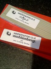 Wohlenberg guillotine cutting sticks (Packs of 10)