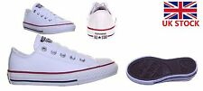 Converse Chuck Taylor All Star Low Tops Mens Womens Unisex Canvas Trainers White
