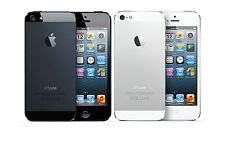 Apple iPhone 5 - 16GB (AT&T GSM Phone + More) Smartphone Black/White 4G LTE