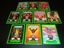 Garbage Pail Kids Flashback Series 3 ADAM Mania Green You Pick GPK #1-10
