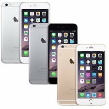 Apple iPhone 6 128GB Factory GSM Unlocked Space Gray Silver Gold