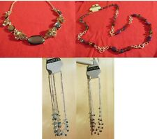 Napier Silver Necklaces NWT Choice of Style MSRP $28 to $38