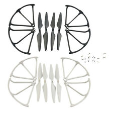 Propeller Protect Guard+Propeller Paddle Set For Hubsan H502S/H502E RC Drone